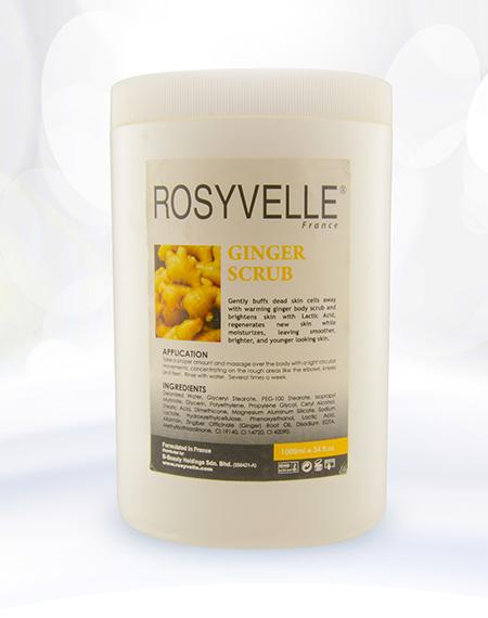 rosyvelle-ginger-scrub-1kg